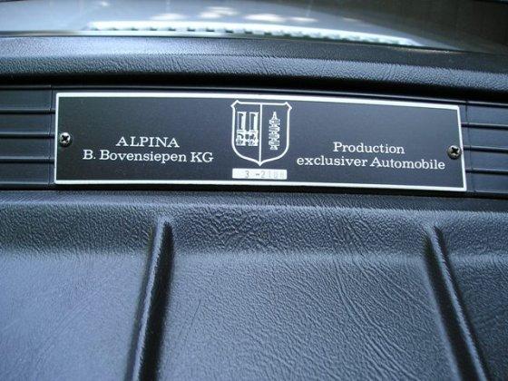 C1 dash plaque