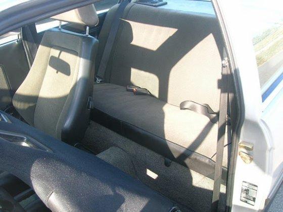 C1 back seat