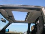 C1 sunroof open