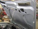 silver CSL inner hood