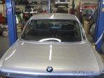 silver CSL trunk