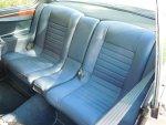 blue CS back seat