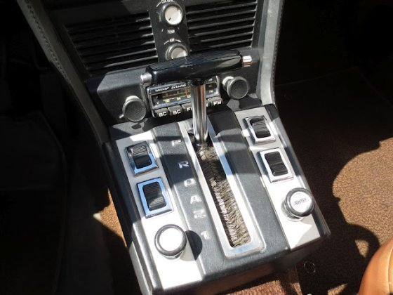 white CSa console