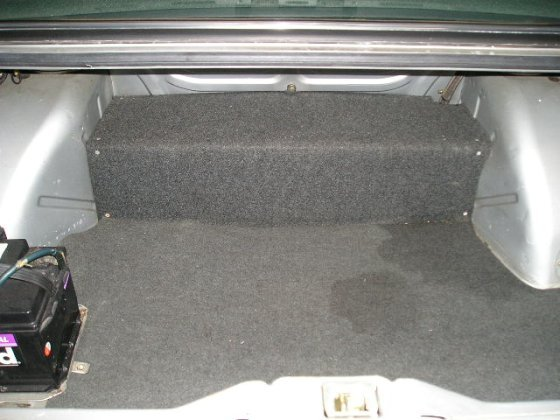 b6 trunk