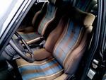 Black B9 L fr seat