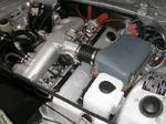 Polaris CSi engine top