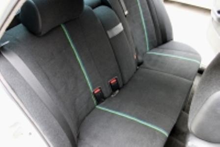 B10 back seat