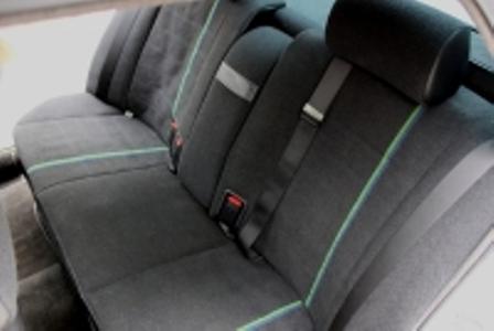 B10 back seat L