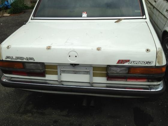 Hs B7 Turbo3 rear