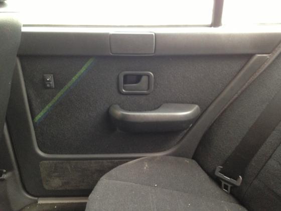 Hs B7 Turbo3 rr dr panel
