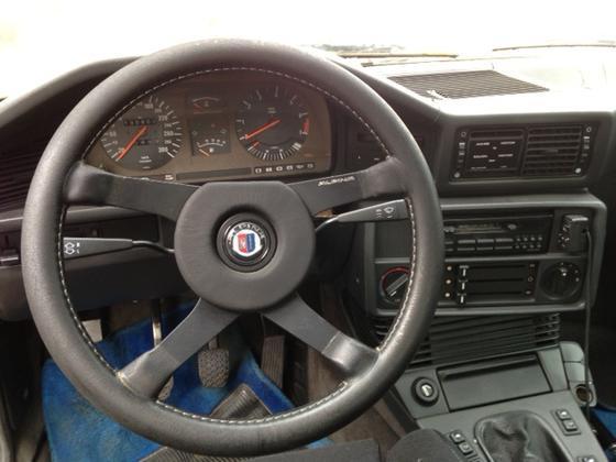 Hs B7 Turbo3 steering