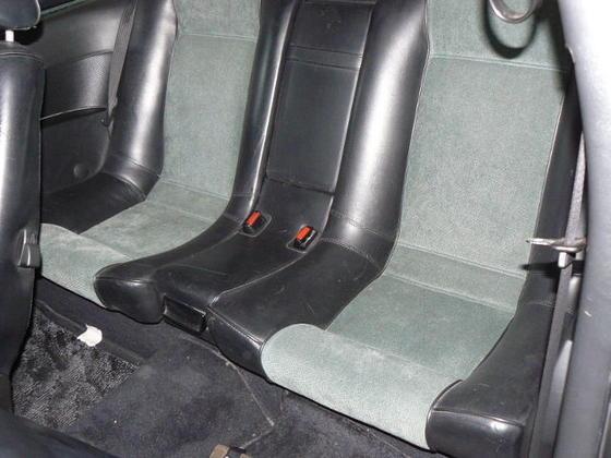 B7S back seat