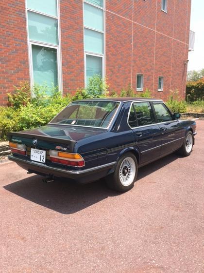 E28 B9 R rear