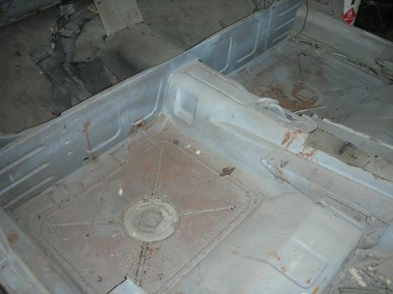 black CS rr floor pans