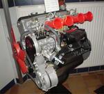 Alpina A4S engine