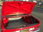 Granada 2000CS trunk