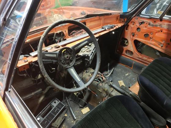 Inka CSi steering