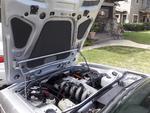 Polaris CSi engine rear