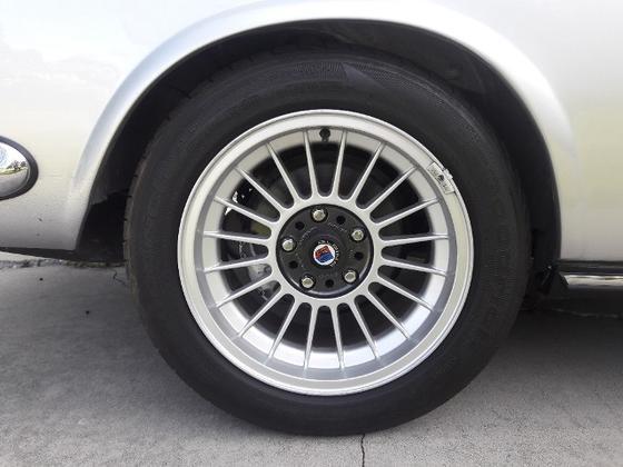Polaris CSi wheel