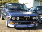 1984 Alpina B7 Turbo/1--SOLD 11/10