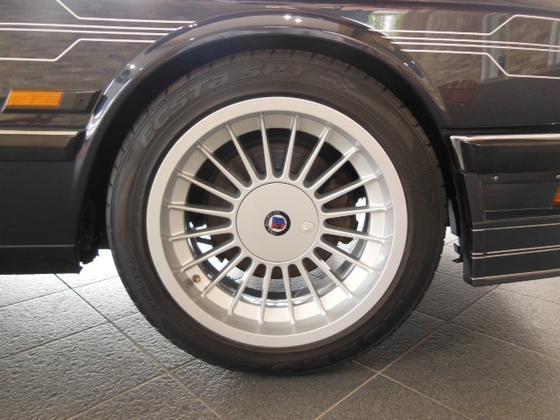 B7 Turbo 3 wheel