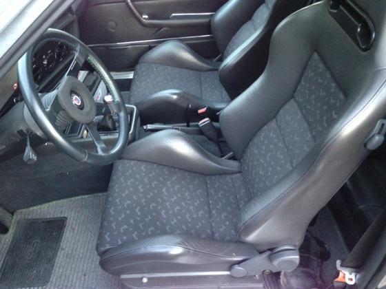 6er drivers seat