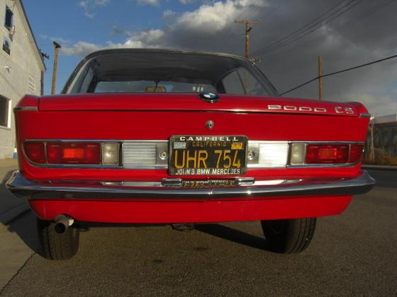 Granada 2000CS tail